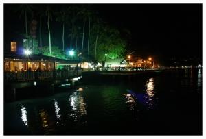 Gentes e Locais/Pier à noite