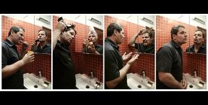 Retratos/Hora de ponta no WC