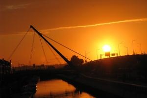 Outros/cana s. roque - Aveiro (pôr do sol)