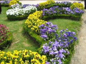 Paisagem Natural/jardim do Castelo