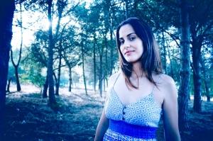 /Girl in Blue #5
