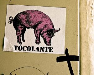 Outros/tócolante pig