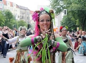 Outros/A bela do Carnaval das Culturas