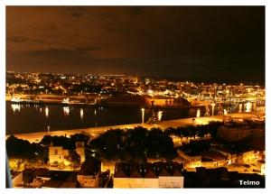 Paisagem Urbana/Nocturno Leça (Leixões)