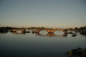 Outros/Ponte quebrada de Barra de São João - RJ