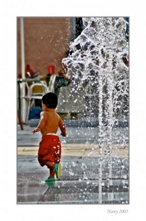 /Danças com água 3