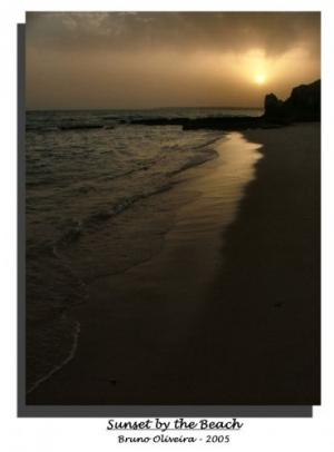 Paisagem Natural/Sunset by the beach