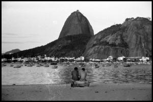 Paisagem Urbana/Praia de Botafogo - Rio de Janeiro - Brasil