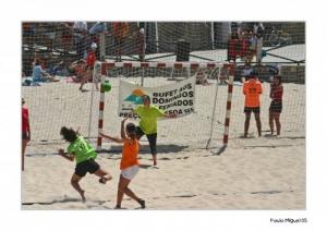 Desporto e Ação/Andebol de Praia