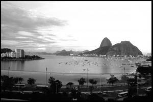 Paisagem Urbana/Enseada de Botafogo - Rio de Janeiro - Brasil