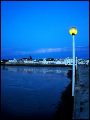 Gentes e Locais/A day's end ... Blues
