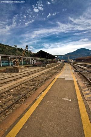 /A velha estação