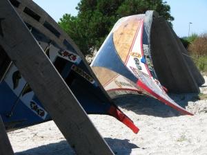 Outros/amanhação do barco moliceiro