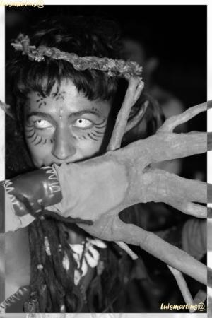 Espetáculos/Mulher Arvore II