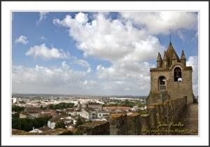 Paisagem Urbana/Évora vista desde a Sé Catedral