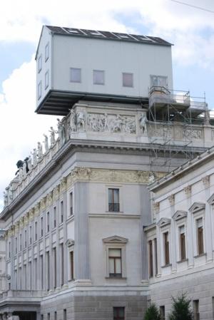 Paisagem Urbana/No terraço