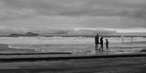 /Por uma onda do mar...
