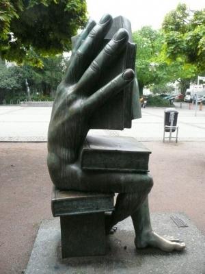 Outros/A Mao (em Darmstadt)