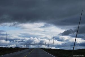 Paisagem Natural/fim de estrada