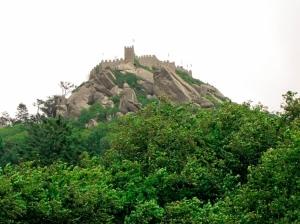 Gentes e Locais/Sintra - Castelo dos mouros