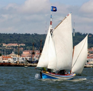 Gentes e Locais/Regata Atlântico Azul 15 Agosto 2009