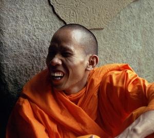 Gentes e Locais/alegria budista