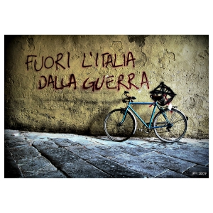 /FUORI  L'ITALIA  DALLA  GUERRA