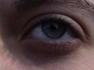 /The blue eye...