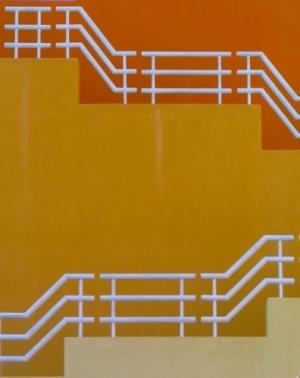 /Escada de amarelos II