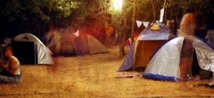 /Camping calmo