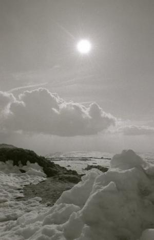 /Entre a neve e o sol