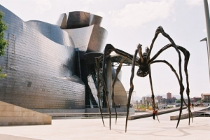 /Big Spider in Bilbao