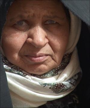 /Mulher do Sahara