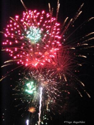 /100 Fotos com festa e fogo de artificio!