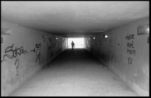 Paisagem Urbana/Tunel de Pedestres - Botafogo - Rio de Janeiro - B
