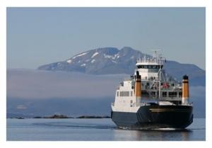 Paisagem Natural/Ferry