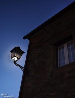 Paisagem Urbana/a luz que se acende todos os dias
