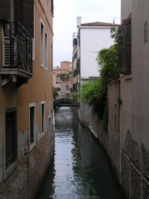 Paisagem Urbana/beautiful canal in Venezia