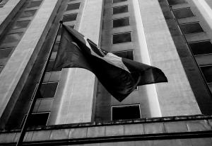 Paisagem Urbana/Bandeira & Prédio