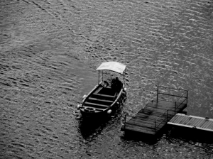 /O Barqueiro.