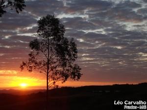 Paisagem Natural/Por-do-sol na Vila Carassa
