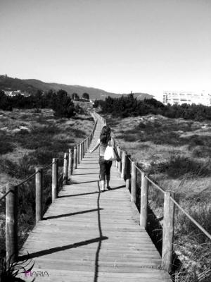Gentes e Locais/Apenas caminhar