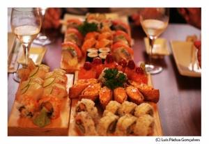 Outros/Sushi time