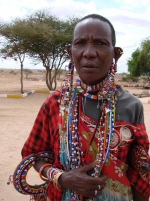 Outros/Quénia - Massai