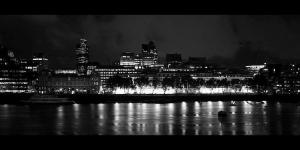 Paisagem Urbana/Procuro à noite...
