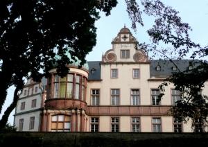Outros/Pátio do Palácio Residencial em Darmstadt