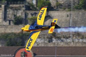 Desporto e Ação/Matt Hall - Red Bul Air Race Porto 2009