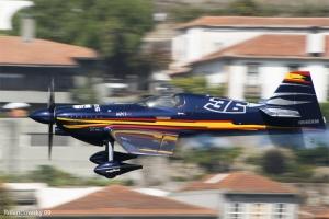 Desporto e Ação/Alejandro Maclean-Red Bull Air Race Porto 2009