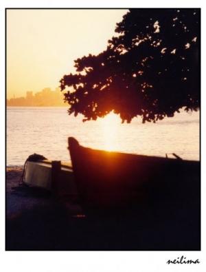 Outros/Por de sol na Praia de Adão e Eva.
