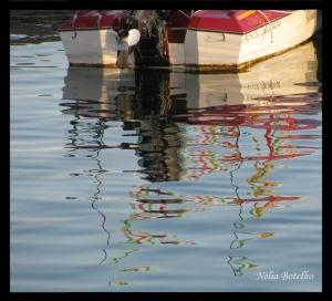 Paisagem Urbana/Colorindo o mar